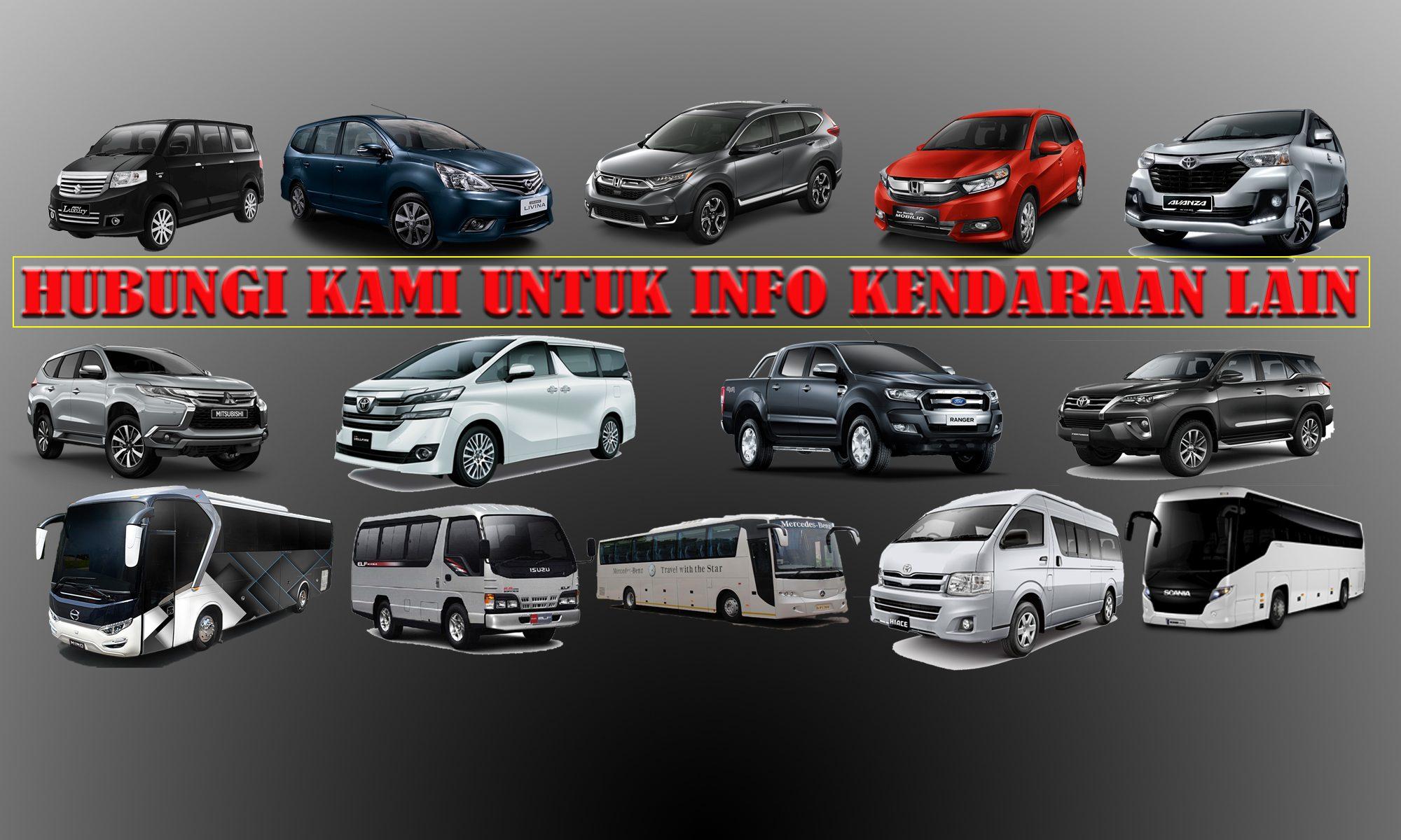 Rental Mobil Terpercaya