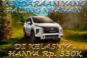 Rental Mobil Xpander Jakarta rP. 550 Ribu